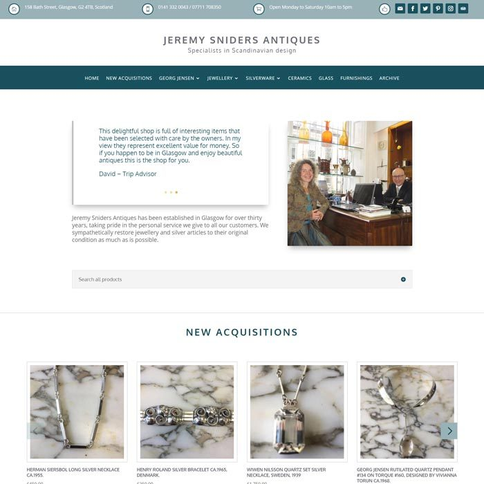 Jeremy Sniders Antiques